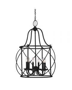 Sea Gull Lighting 5116406-839 Turbinio 6 Light Foyer / Hall Light