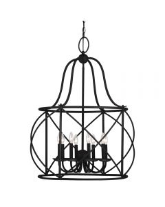 Sea Gull Lighting 5116408-839 Turbinio 8 Light Foyer / Hall Light