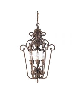 Sea Gull Lighting 51251 Highlands 6 Light Foyer / Hall Light