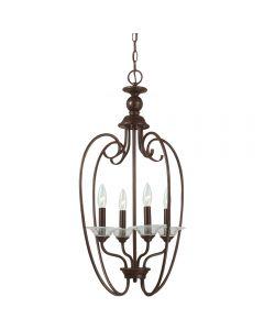 Sea Gull Lighting 51316 Lemont 4 Light Foyer / Hall Light