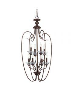 Sea Gull Lighting 51317 Lemont 8 Light Foyer / Hall Light