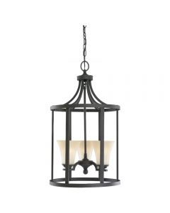 Sea Gull Lighting 51375BLE Somerton 3 Light Foyer / Hall Light