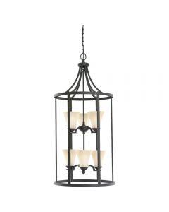 Sea Gull Lighting 51376BLE Somerton 6 Light Foyer / Hall Light