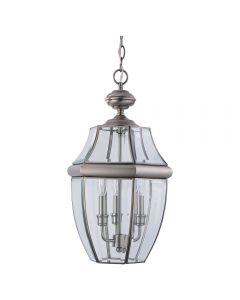Sea Gull Lighting 6039 Lancaster 3 Light Hanging Lantern