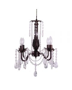 Yosemite Vinca YHD3772 4 Light Crystal Chandelier